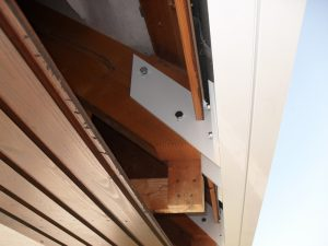 Dachsparrenbefestigung