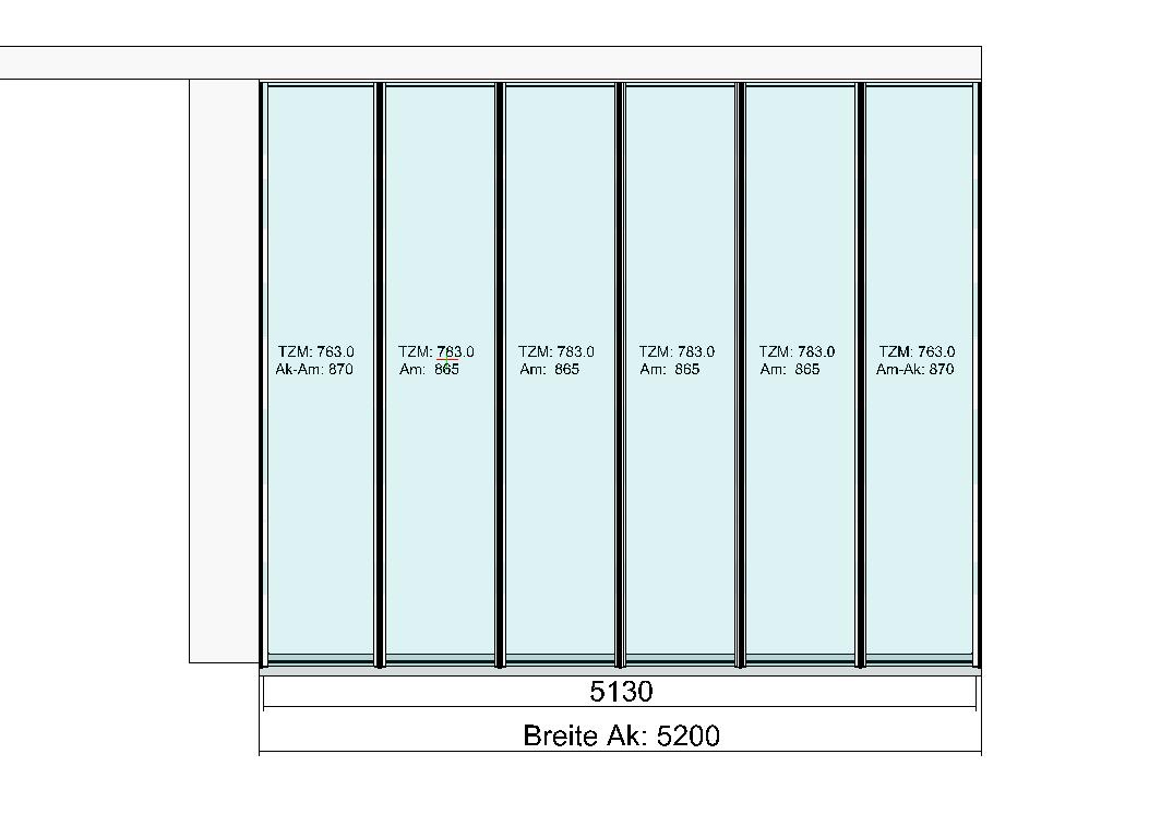 Planung Terrassendach TerraSmart Classic-Line