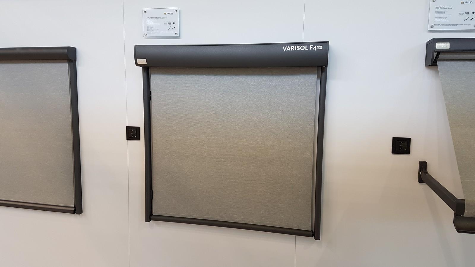Senkrechtmarkise Varisol F412