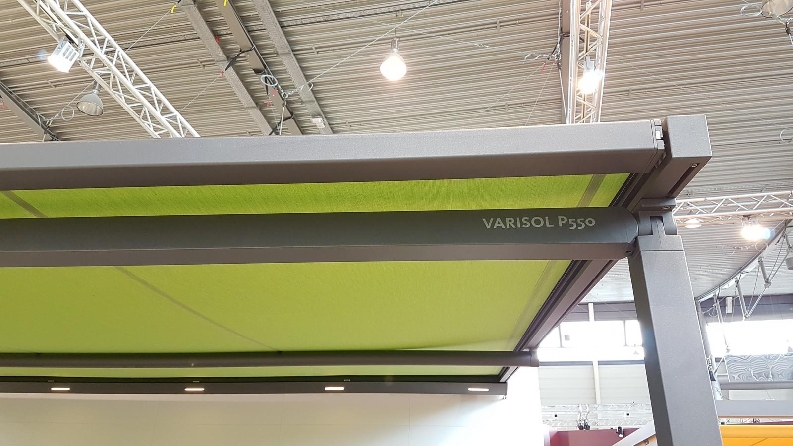 Varisol Pergolamarkise P550