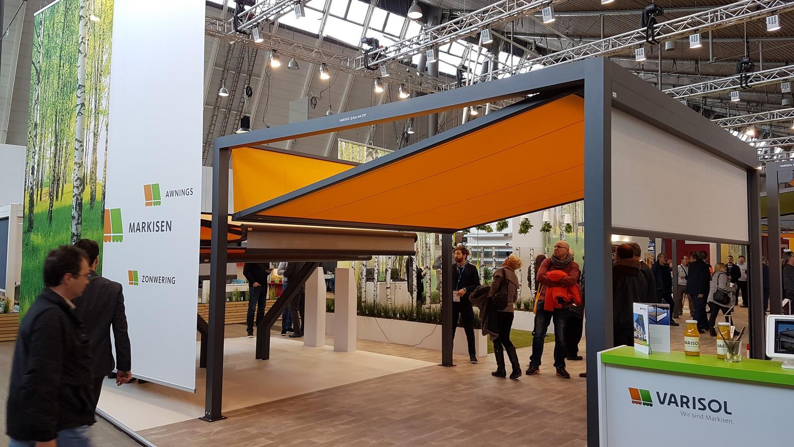 Varisol Q Bus Mit Zip 2 Terrassendach Direkt Blog