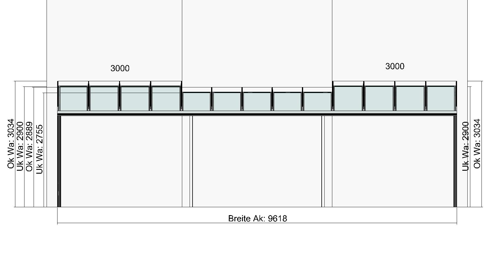 Terrassendach Elegant-Line mit Erkerumbau an Stadtvilla