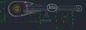 CAD Zeichnung Erhardt HS