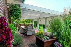 Terrassendach Innenbeschattung Trend 200