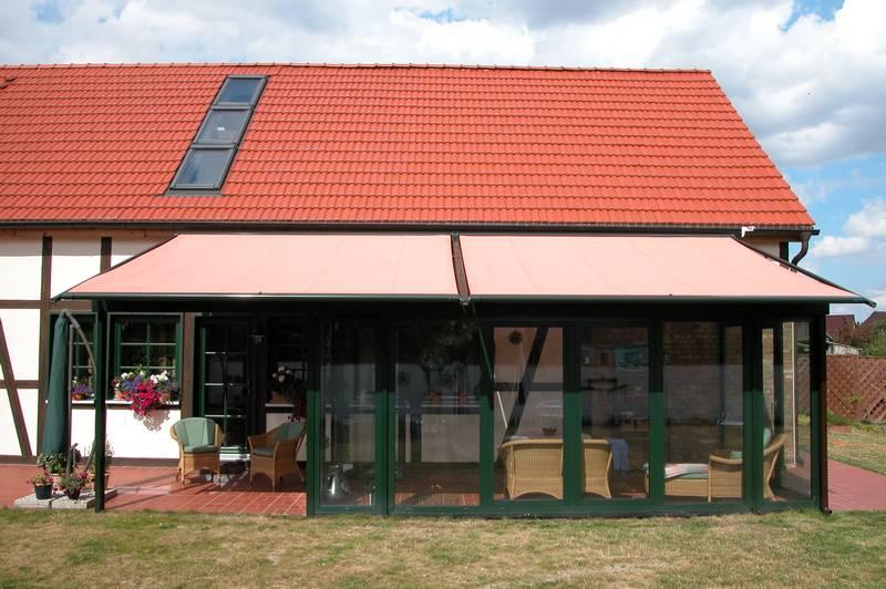 Terrassendach Direkt Markisen Und Beschattung
