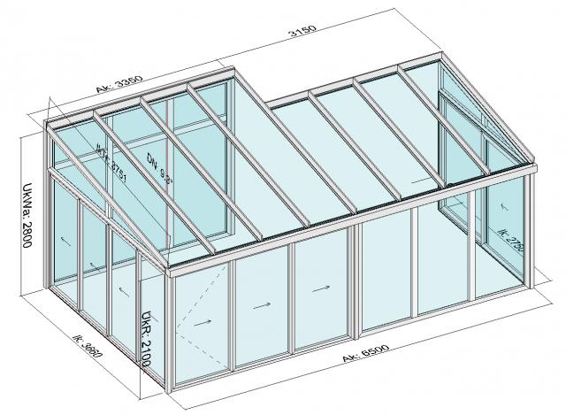 terrassendach direkt planungen kaltwintergarten. Black Bedroom Furniture Sets. Home Design Ideas