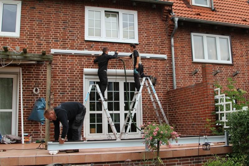 terrassendach direkt terrassen berdachung in kiel montage einer terrassen berdachung in kiel. Black Bedroom Furniture Sets. Home Design Ideas