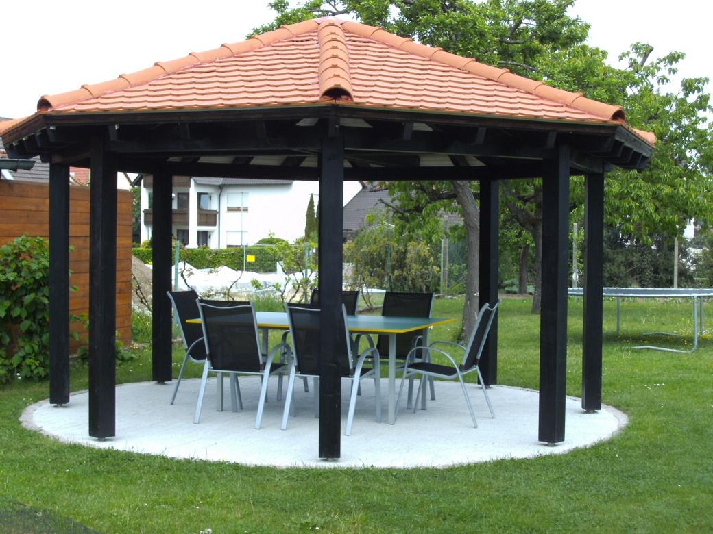 WoodSmart Holzpavillon