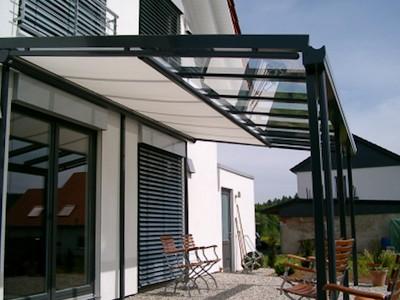 Markisen Und Beschattungstechnik Fur Terrassendacher