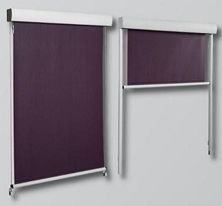 senkrechtmarkise f411 f412 bersicht. Black Bedroom Furniture Sets. Home Design Ideas