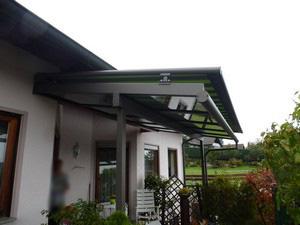 Bilder Terrassendach Terrasmart Elegant Line