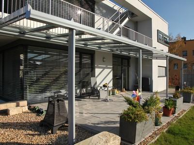 terrasmart terrassen berdachungen terrassend cher alu. Black Bedroom Furniture Sets. Home Design Ideas
