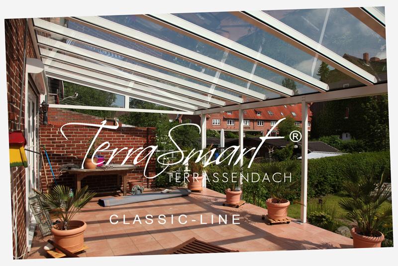 Terrasmart Terrassenuberdachungen Terrassendacher Alu Und Glas